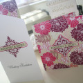 AAvailable in 2 sizes or as a pocketfold invite